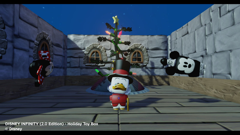 Celebrate the Holidays with Disney Infinity Holiday Toy Boxes
