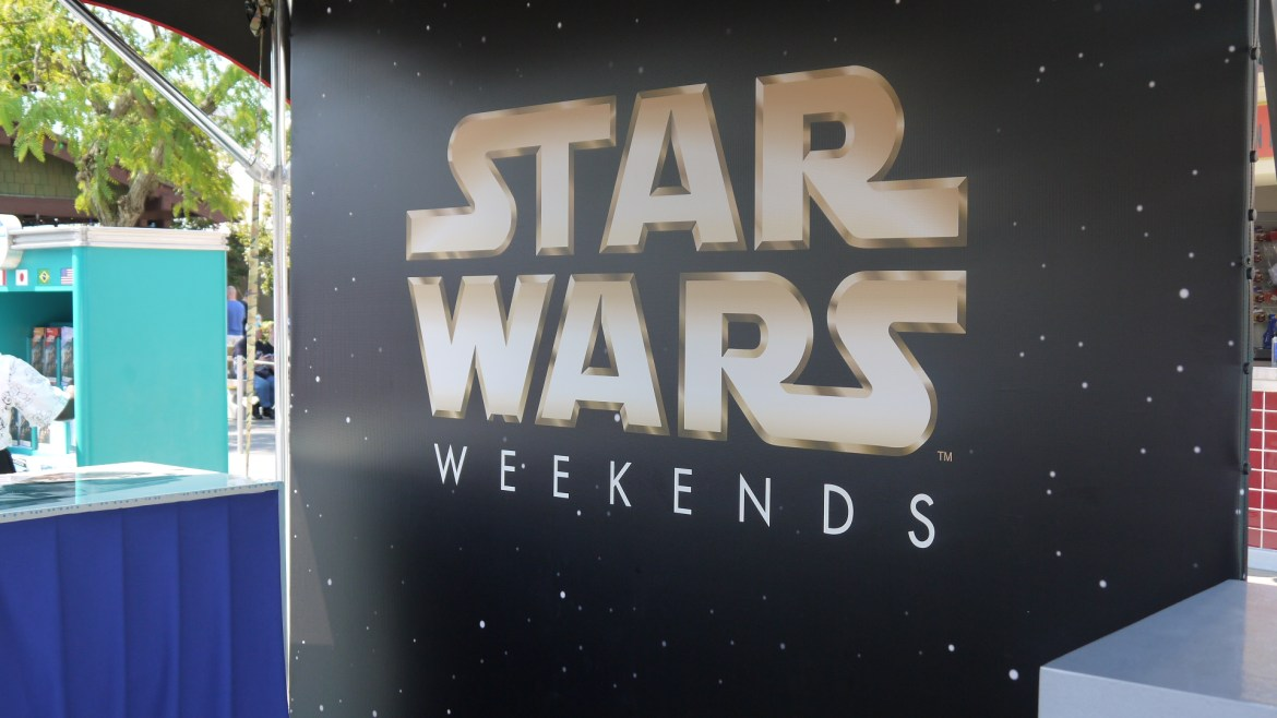 May 15th Marks the Return of Star Wars Weekends at Disney's Hollywood Studios