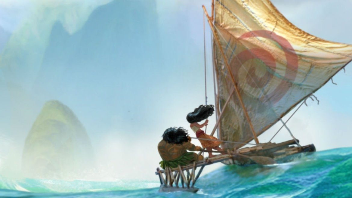 """The Rock"" to voice Demi-God, Maui, in Disney's new movie Moana"
