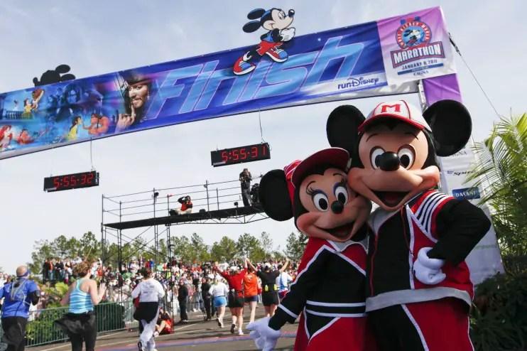 2015 Walt Disney World Marathon by the Numbers