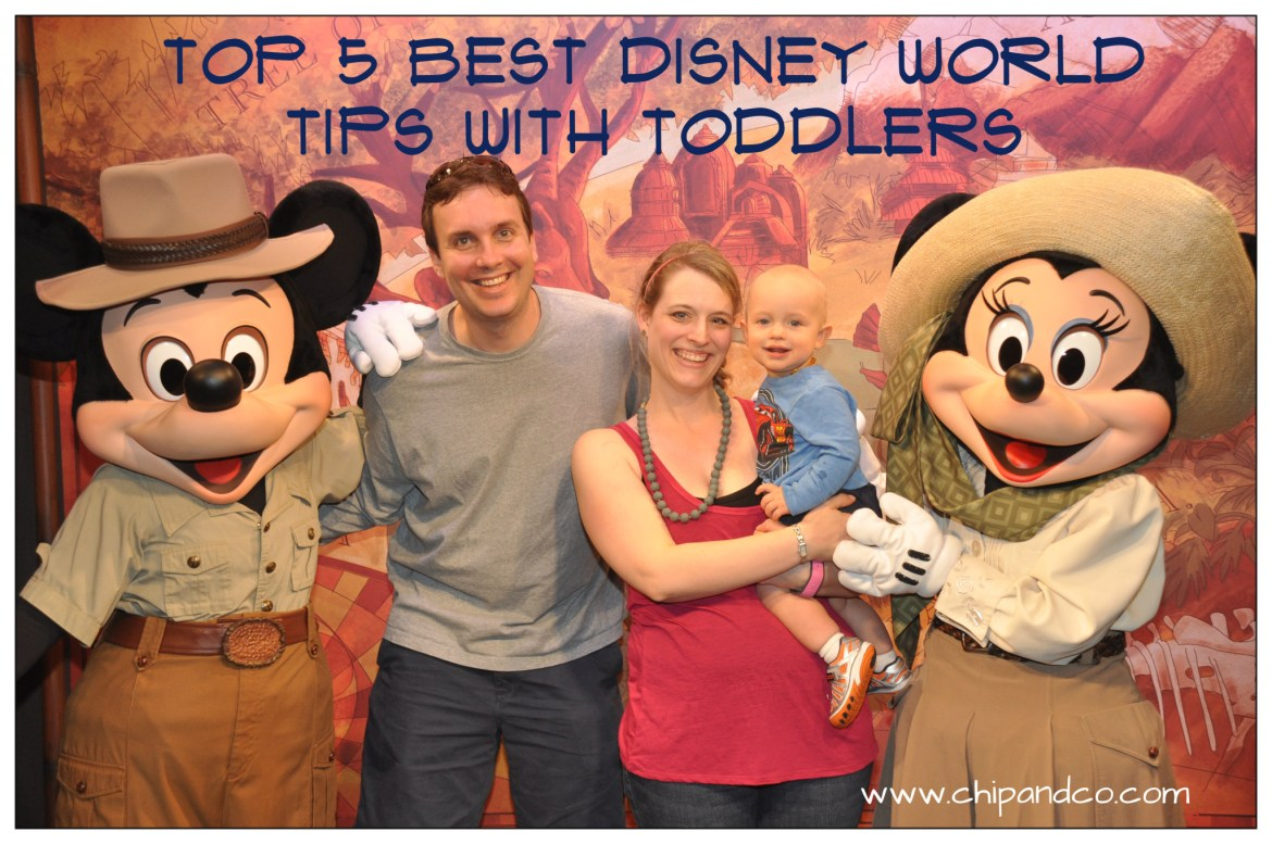 Top 5 BEST Disney World Tips with Toddlers