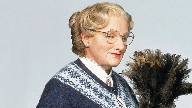 Mrs. Doubtfire Musical In Early Productions Stages