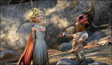 Meet Strange Magic's Characters – Dawn and Sunny