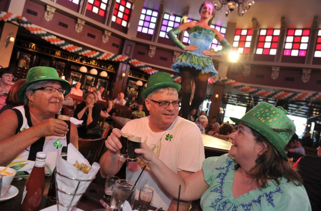 'Mighty St. Patrick's Festival' Runs March 13-17, 2015 at Raglan Road Irish Pub in Downtown Disney