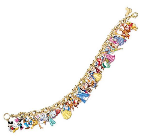 Disney Finds – The Ultimate Disney Classic Charm Bracelet