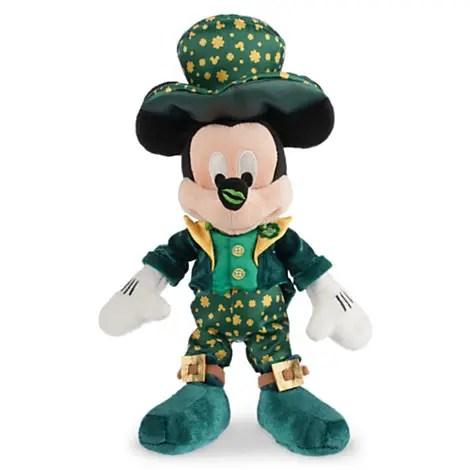 Disney Finds – St. Patrick's Day Mickey