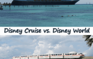 Disney Cruise vs. Disney World: The Advantages of Each