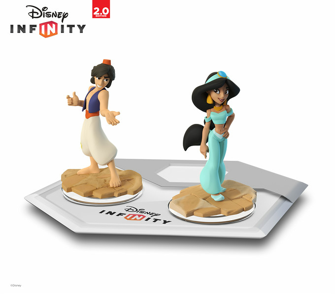 Travel to Agrabah with Disney Infinity