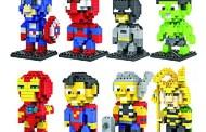 Disney Finds - Marvel/DC Super Hero Lego Set!