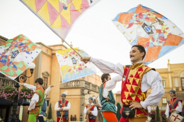 Experience New Entertainment at the Epcot International Flower & Garden Festival
