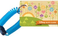 Epcot International Flower & Garden Festival Wearable Gift Card