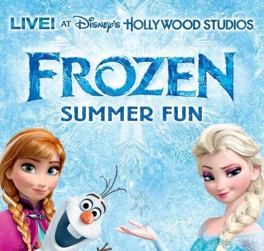 'Frozen' Summer Fun LIVE Returns to Disney's Hollywood Studios June 17 – September 7