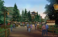 Disney California Adventure opening New Smokejumpers Grill