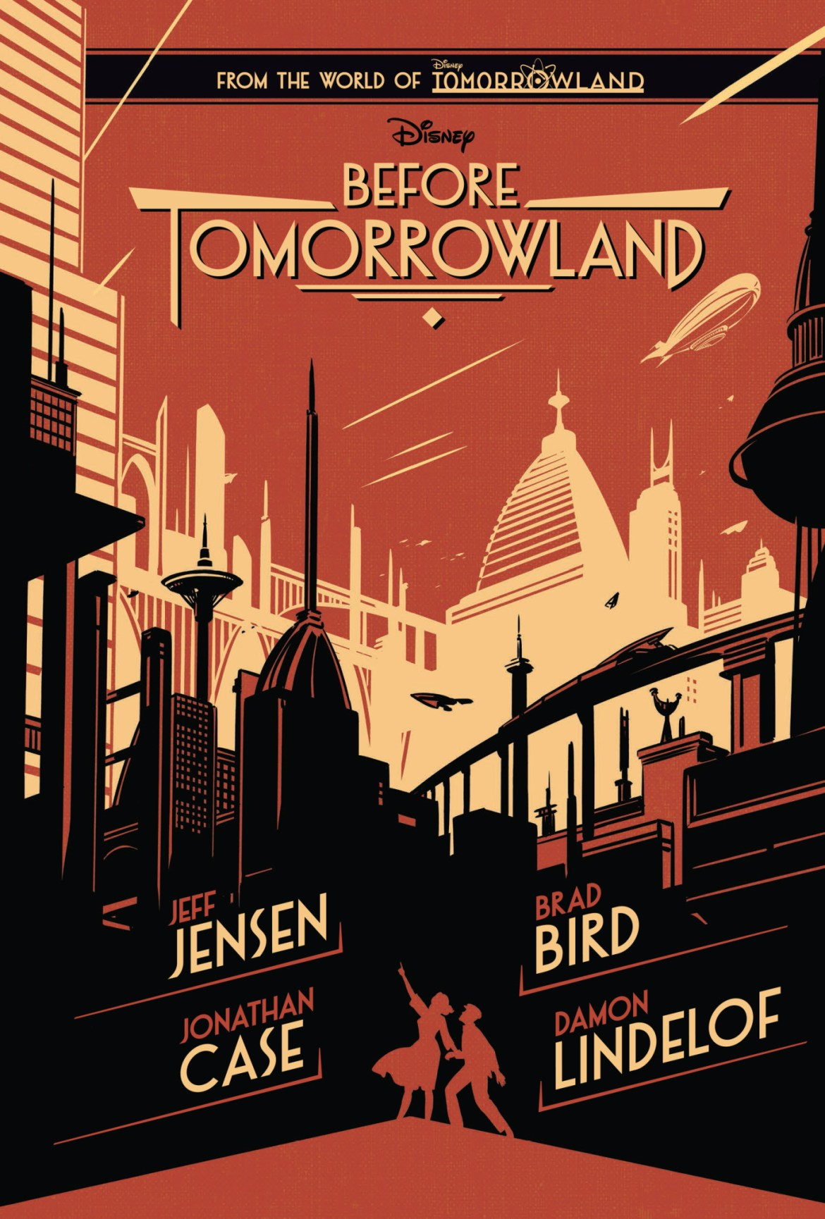 Before Tomorrow Land Coming to Bookstores Soon!