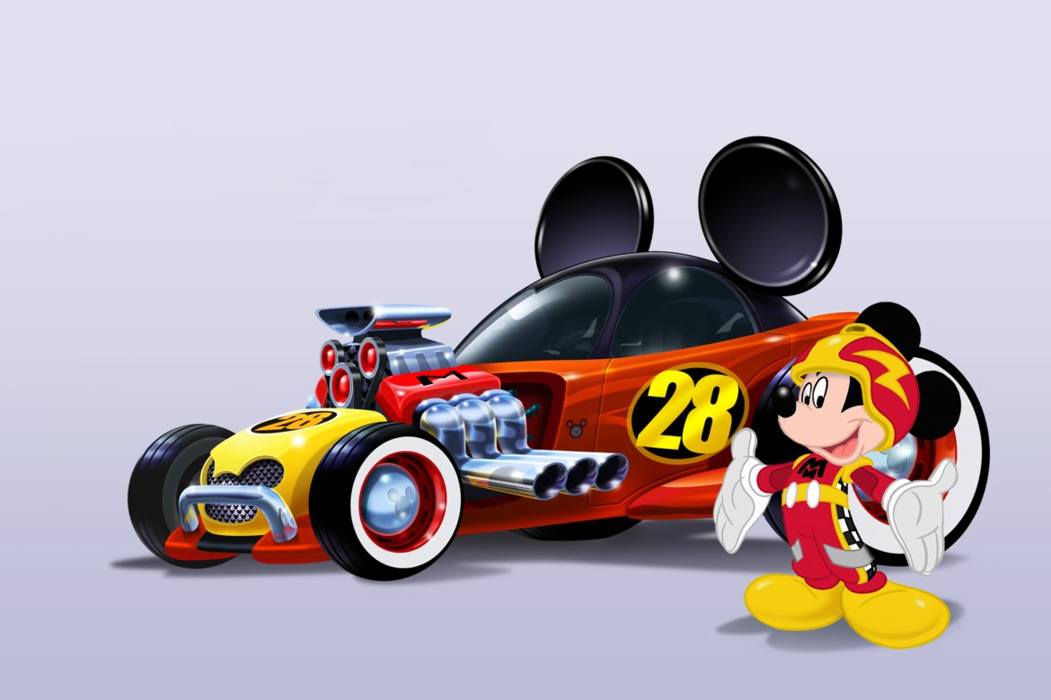 """""""Mickey and the Roadster Racers"""" is Coming to Disney Junior"""