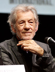 Beauty and the Beast Casts Sir Ian McKellen as Cogsworth