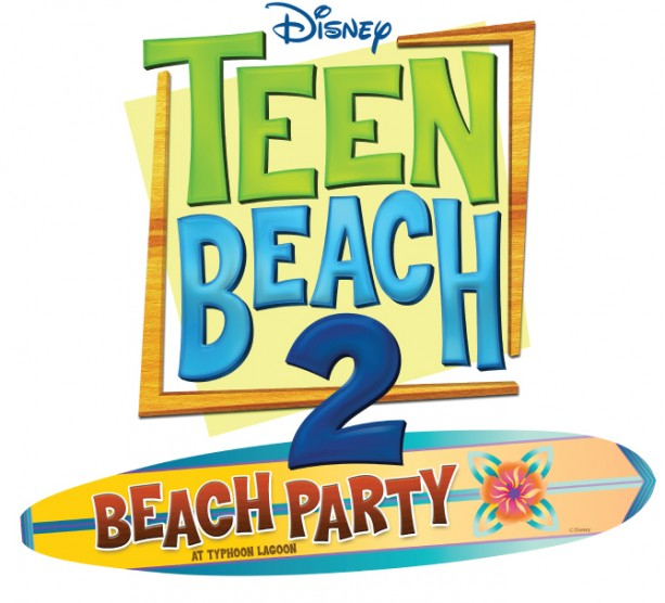 Disney Channel Hit Movie Returns to Disney's Typhoon Lagoon with 'Teen Beach 2:' Beach Party