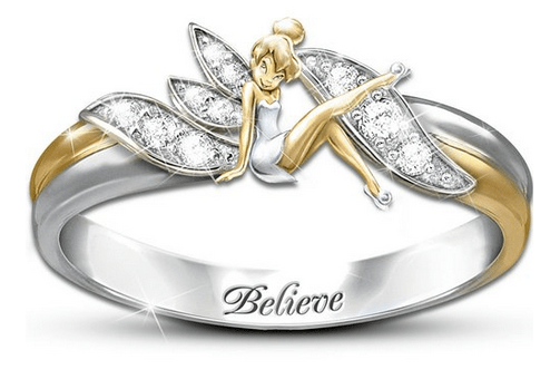 Disney Finds – Tinker Bell Embrace the Magic Ring