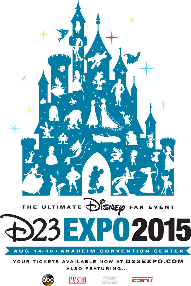 Disney Celebrates 60 Years of Innovation at the D23 Expo 2015