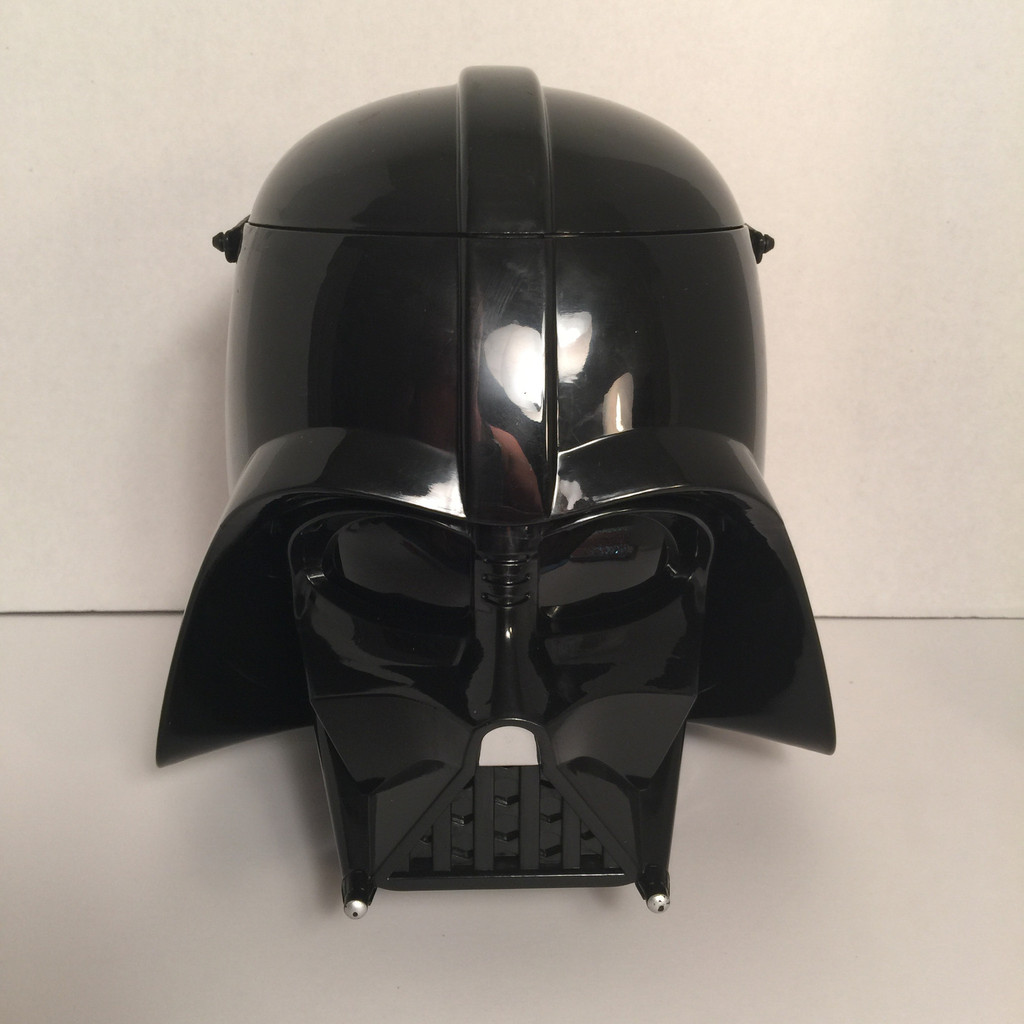 Own this Darth Vader Popcorn Bucket from Star Wars Weekend!
