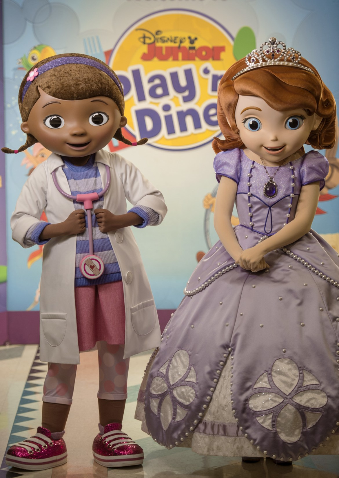 Disney Junior Play 'n Dine Is Like a Dream Come True for Little Ones