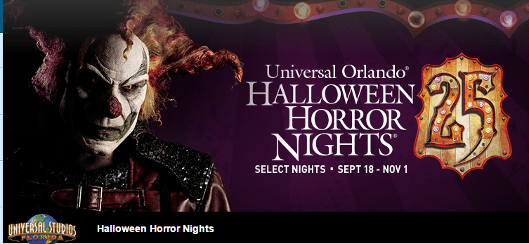 """Universal Orlando's Halloween Horror Nights-First """"Icon"""" Released!"""