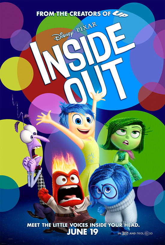 Pixar's Inside Out Debuts With 91 million at the box office