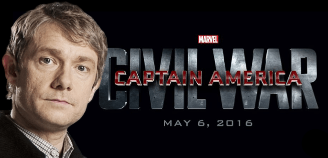 Martin Freeman Joins The Cast Of Capt. America: Civil War
