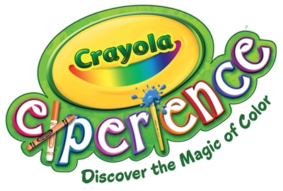 Enjoy the New Crayola Experience Colorful Christmas in Florida