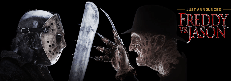 Universal Orlando's Halloween Horror Nights 25: Freddy vs. Jason!
