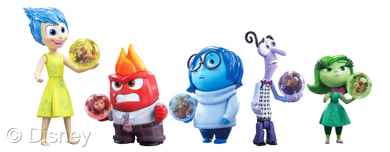 """New Merchandise Inspired by Disney – Pixar's """"Inside Out"""""""