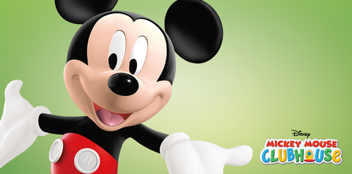 """Entire Library of Hit Series """"Mickey Mouse  Clubhouse"""" Available Now on WATCH Disney Junior"""