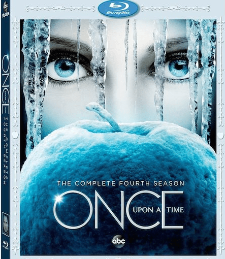 Once Upon a Time: The Complete Fourth Season is Coming to Blu-ray and DVD on August 18th