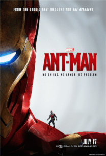 Ant Man Poster 2