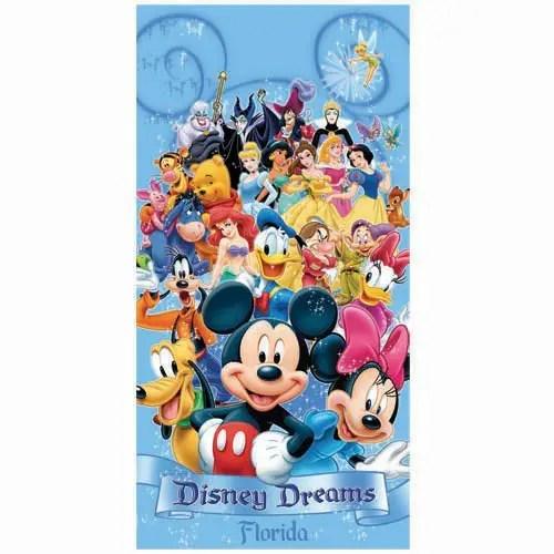 Disney Finds – Disney Beach Towel Roundup