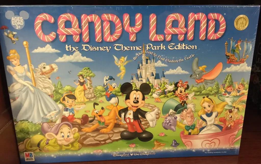 Disney Finds – Disney Parks Board Games