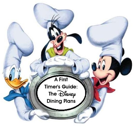 A First Timer's Guide: The Disney Dining Plans