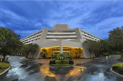 DoubleTree Suites by Hilton -- exterior -- Downtown Disney Resort Area Hotels