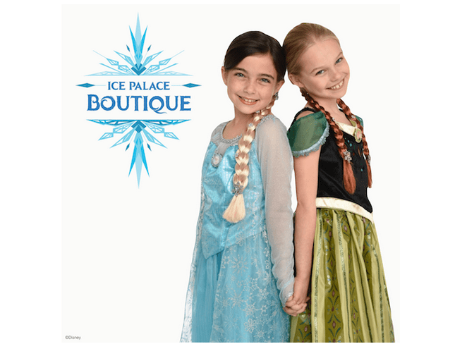 Ice Palace Boutique to Open During Frozen Summer Fun