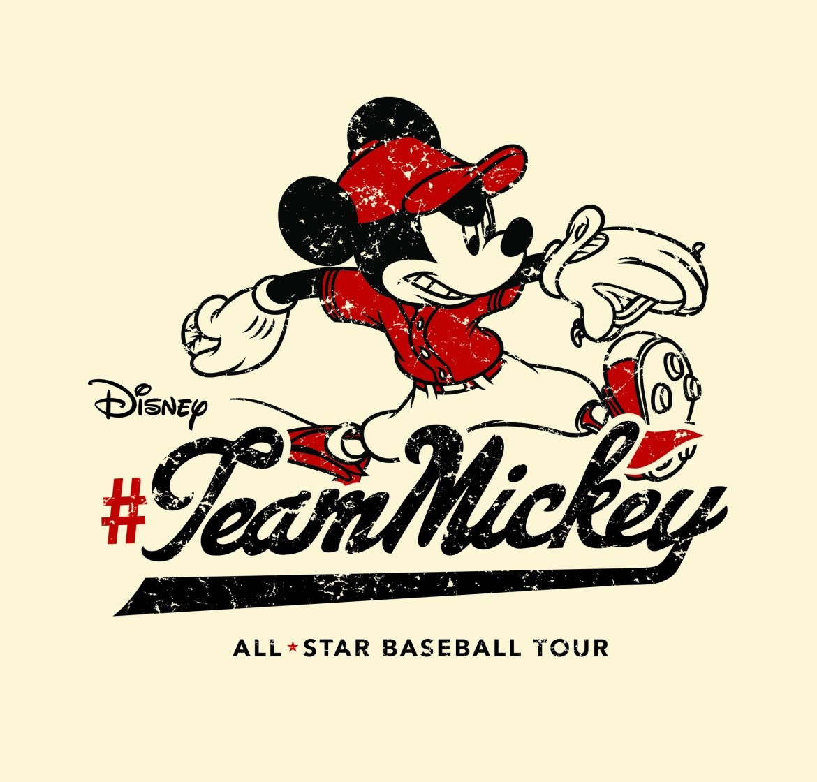 Announcing the TeamMickey All Star Baseball Tour
