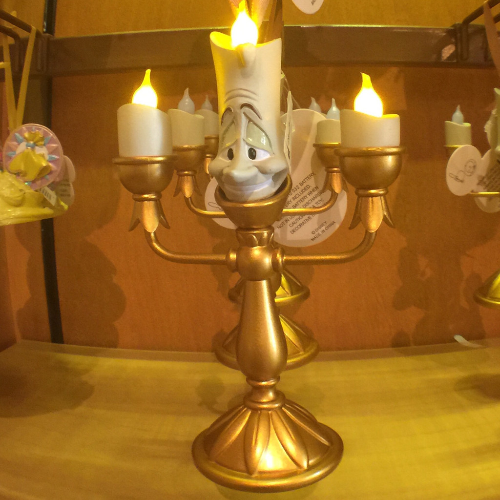Light Up Lumiere Christmas Ornament