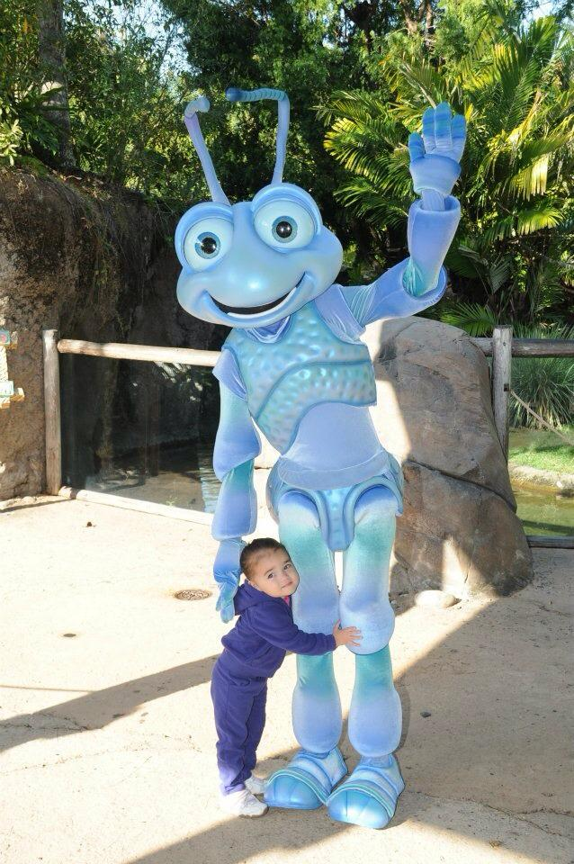 Could Flik and Princess Atta Return to Animal Kingdom