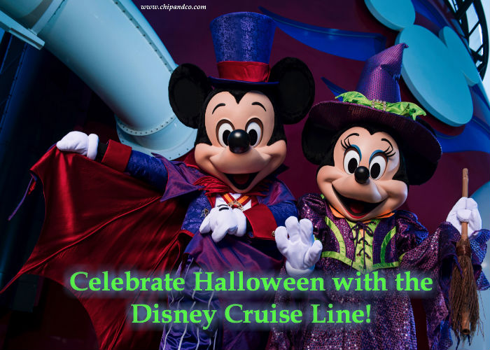 Top Five Reasons to Celebrate Halloween on the High Seas with Disney Cruise Line