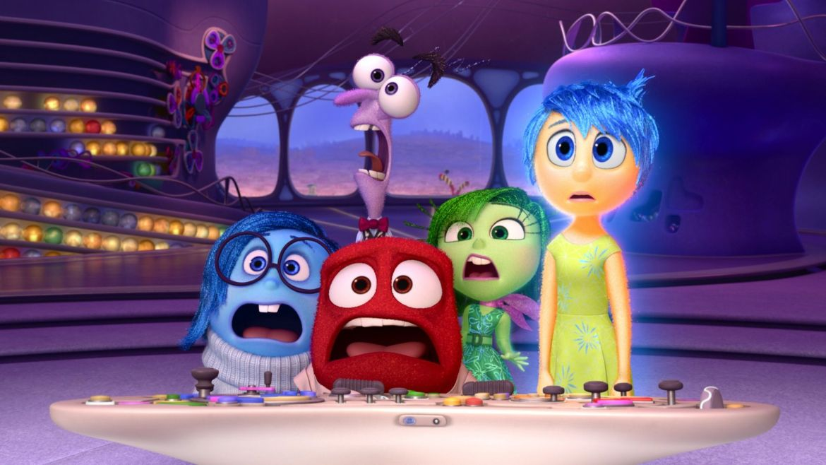 Inside Out Continues Record Breaking Numbers
