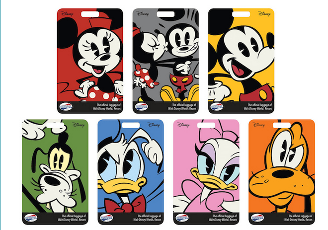 New Luggage Tags to be Shipped with MagicBands