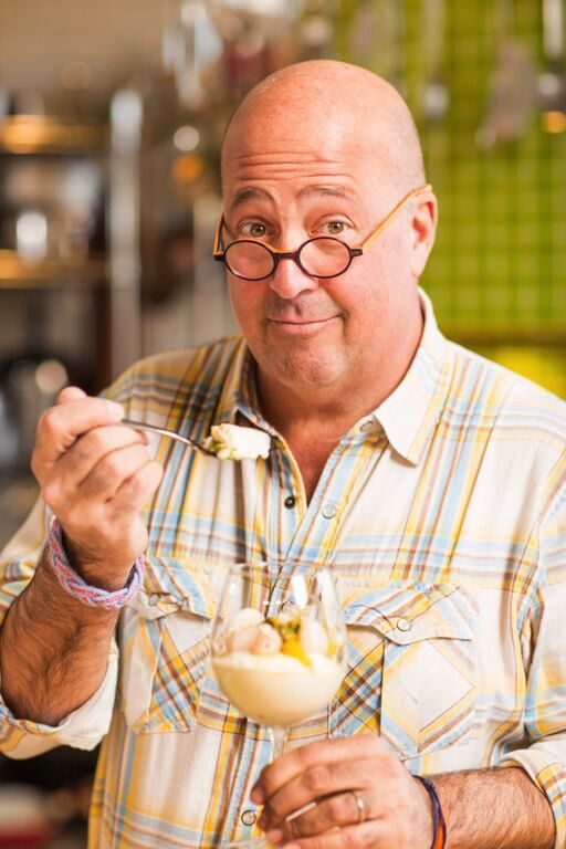 Andrew Zimmern and Buddy Valastro Join the Festivities at the Rockin' Burger Block Parties at the Epcot International Food & Wine Festival