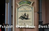 Disneyland Resort Refurbishment Calendar for September 2015