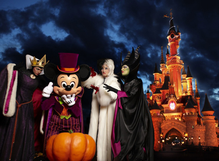 Top 10 Reasons to Take a Fall Disney Vacation to Walt Disney World