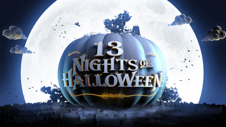 "2015 ABC Family's ""13 Nights of Halloween"" Event Airs October 19-31"