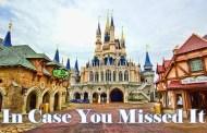 Walt Disney World News Update for September 2015